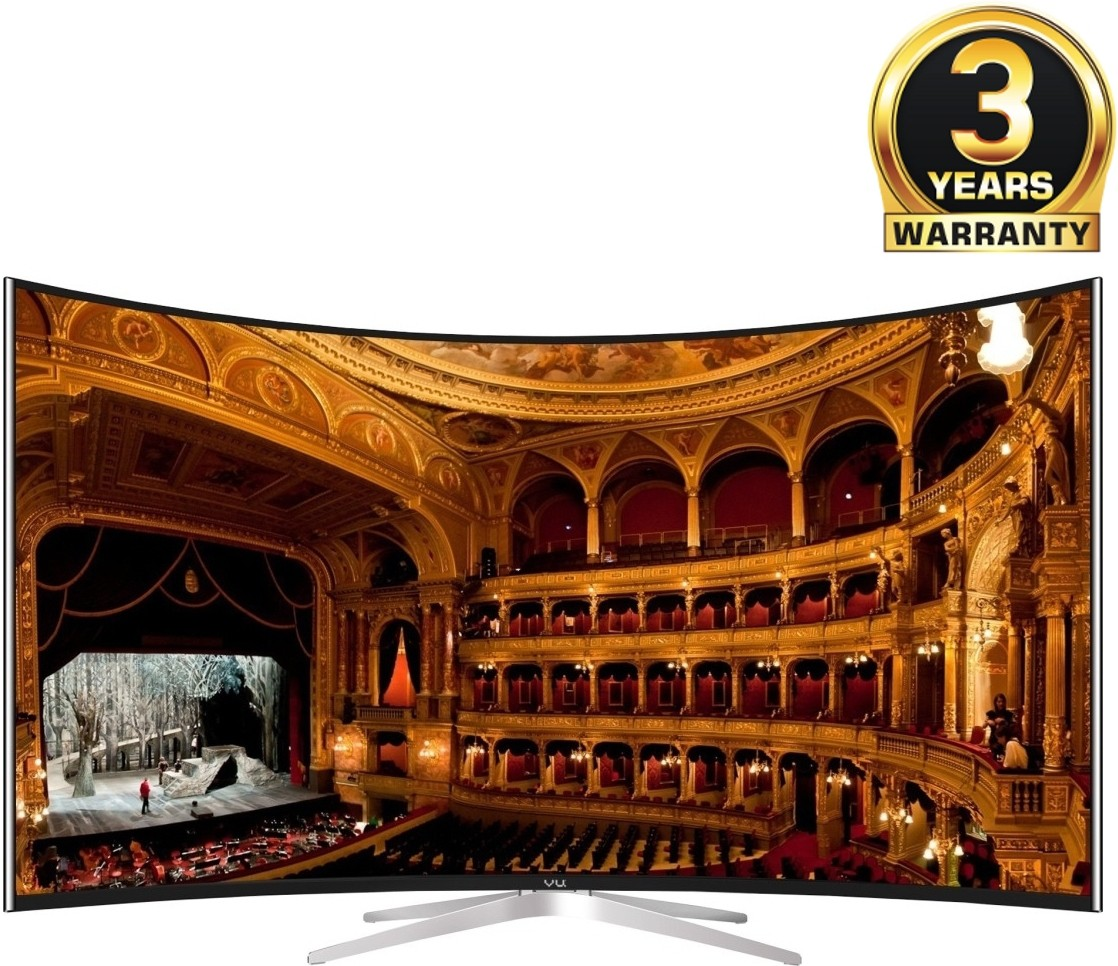 VU TL55C1CUS 55 Inches Ultra HD LED TV