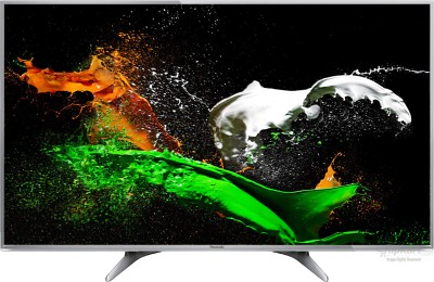 Panasonic 139cm (55) Ultra HD (4K) Smart LED TV(TH-55DX650D, 3 x HDMI, 2 x USB) at flipkart