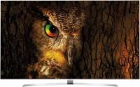 LG 139cm (55) Ultra HD (4K) Smart LED TV(55UH770T, 3 x HDMI, 3 x USB)