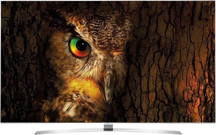 View LG 139cm (55) Ultra HD (4K) 3D, Smart LED TV(55UH770T, 3 x HDMI, 3 x USB)  Price Online