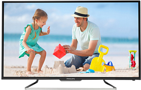 View Philips 102cm (40.2) Full HD LED TV Price Online(Philips)