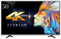 Vu 127cm (50) Ultra HD (4K) Smart LED TV(LEDN50K310X3D, 4 x HDMI, 3 x USB)