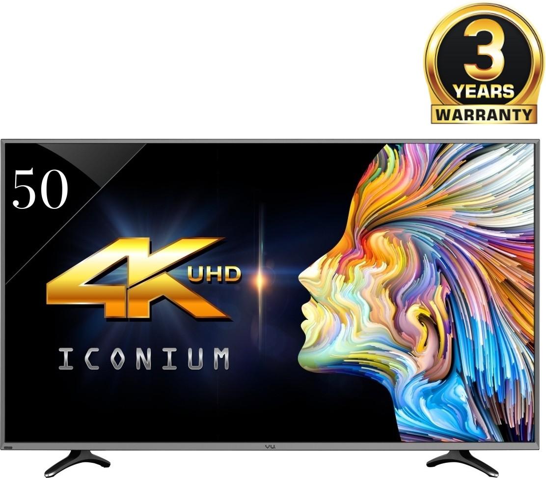 VU LEDN50K310X3D 50 Inches Ultra HD LED TV