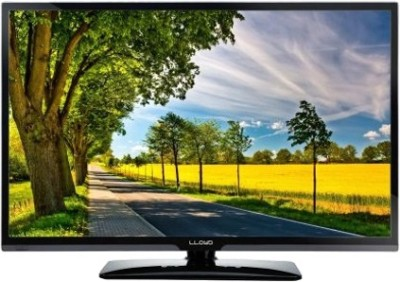 Lloyd 71cm (28) HD Ready LED TV (L28HD, 2 x HDMI, 2 x USB)