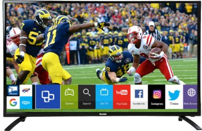KODAK 50FHDXSMART 50 Inches Full HD LED TV