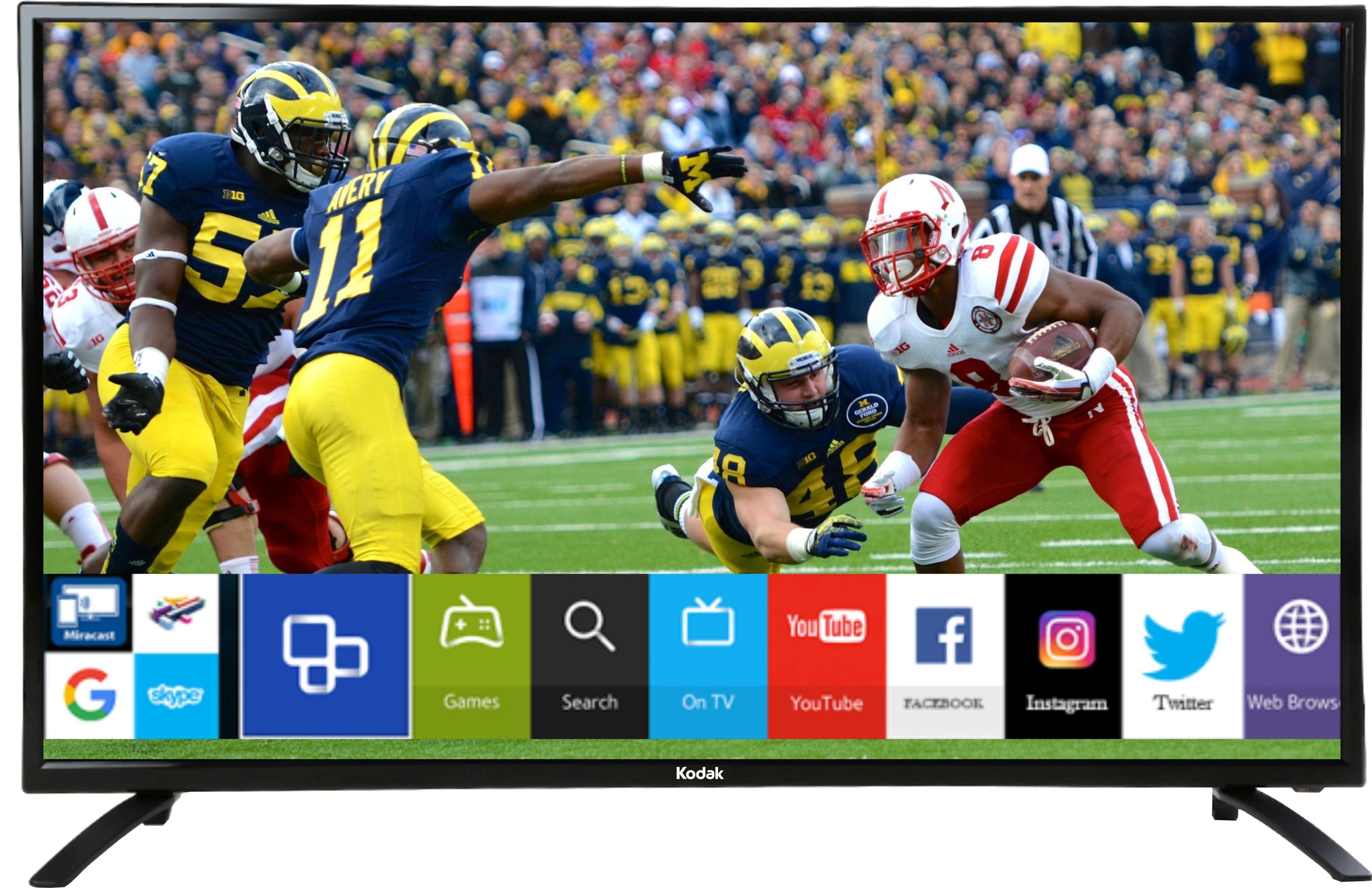 KODAK 50FHDXSMART 50 Inches Full HD LED TV