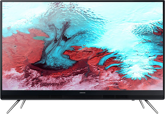 View Samsung 5 123cm (49) Full HD Smart LED TV(49K5300, 2 x HDMI, 2 x USB)  Price Online