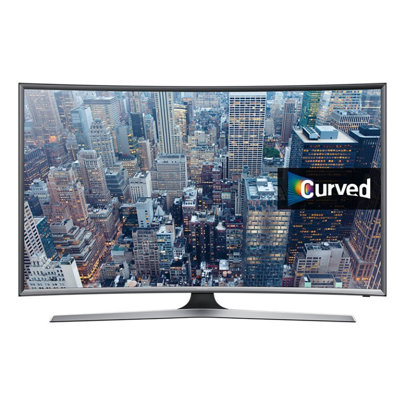 SAMSUNG 102cm (40) Full HD Smart, Curved LED TV 40J6300