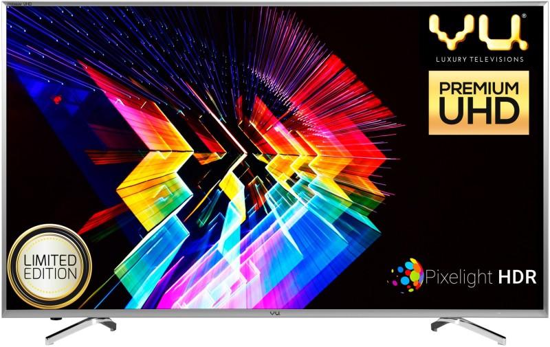 Vu 163cm (65) Ultra HD (4K) Smart LED TV 65XT800