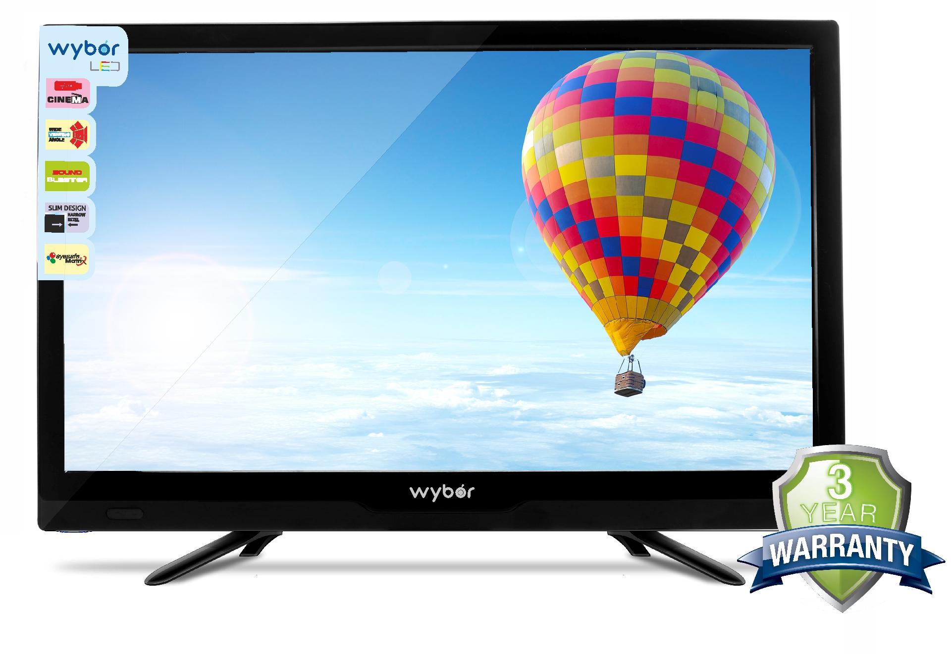 WYBOR W192EW3 19 Inches HD Ready LED TV