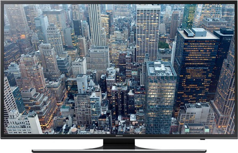 SAMSUNG 102cm (40) Ultra HD (4K) Smart LED TV 40JU6470