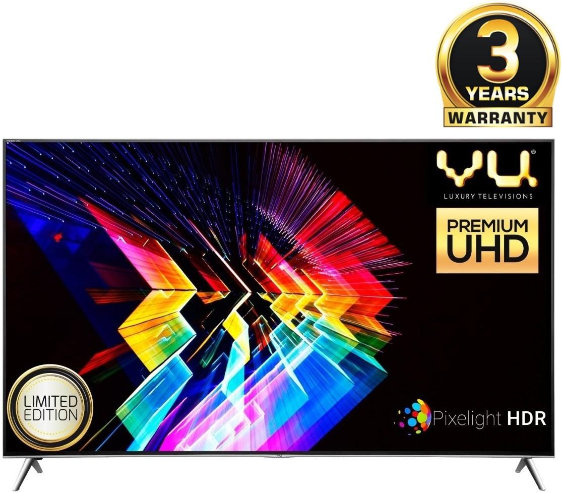 VU H75K700 75 Inches Ultra HD LED TV