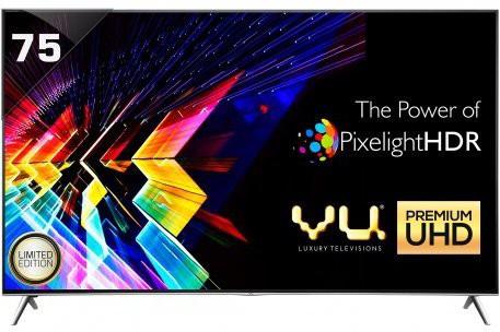 View Vu 190cm (75) Ultra HD (4K) 3D, Smart LED TV(H75K700, 4 x HDMI, 3 x USB) Price Online(Vu)