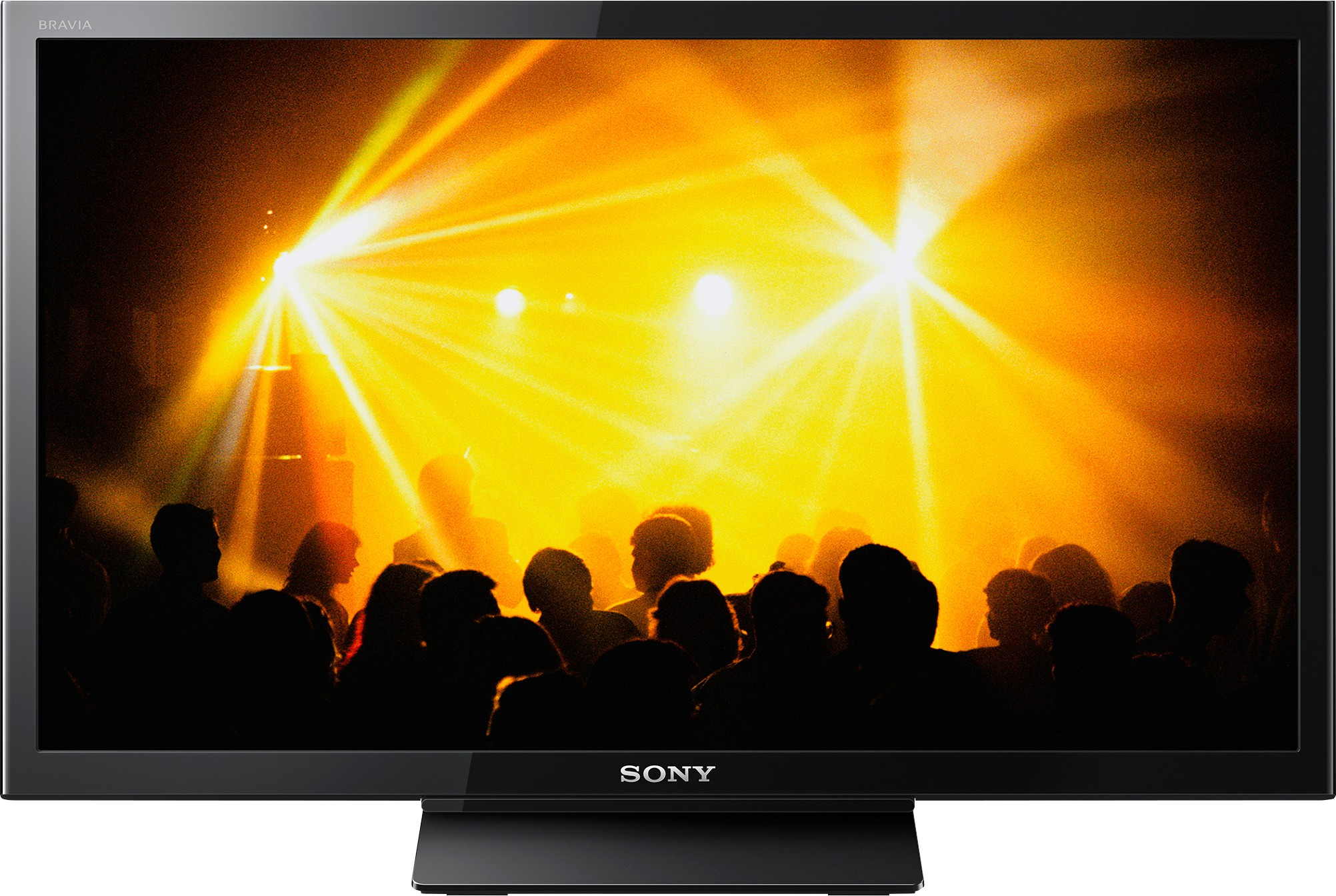 View Sony Bravia 59.9cm (24) WXGA LED TV(KLV-24P423D, 2 x HDMI, 1 x USB)  Price Online