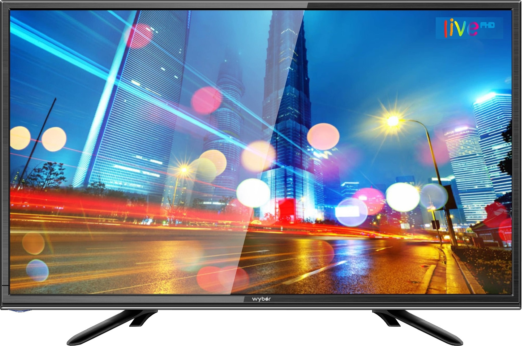 WYBOR W22 55 DAS 22 Inches Full HD LED TV