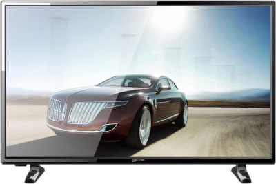 Micromax 60cm (23.6) HD Ready LED TV (24B600HDI, 1 x HDMI, 1 x USB)