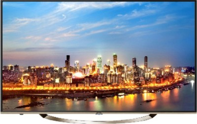 Micromax 109cm (43) Ultra HD (4K) Smart LED TV (43E9999UHD, 2 x HDMI, 2 x USB)