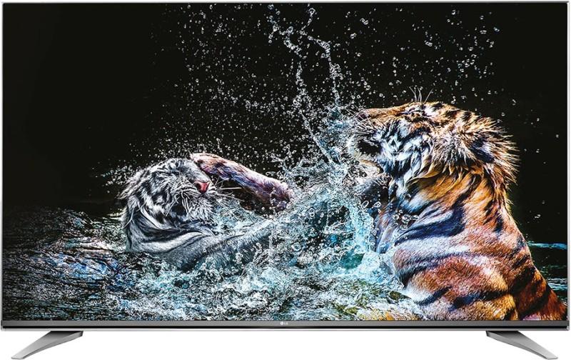 LG 108cm (43) Ultra HD (4K) Smart LED TV 43UH750T