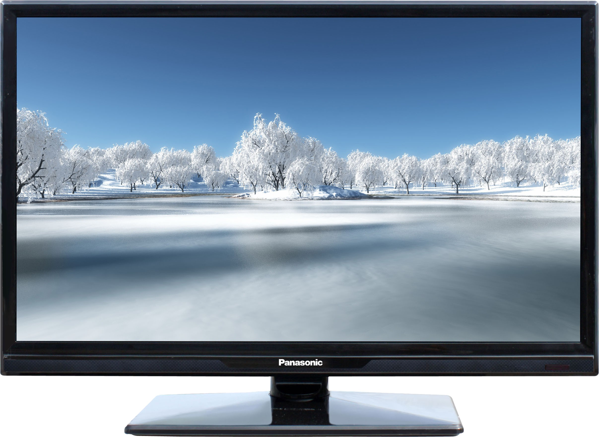 View Panasonic 60cm (24) HD Ready LED TV Price Online(Panasonic)