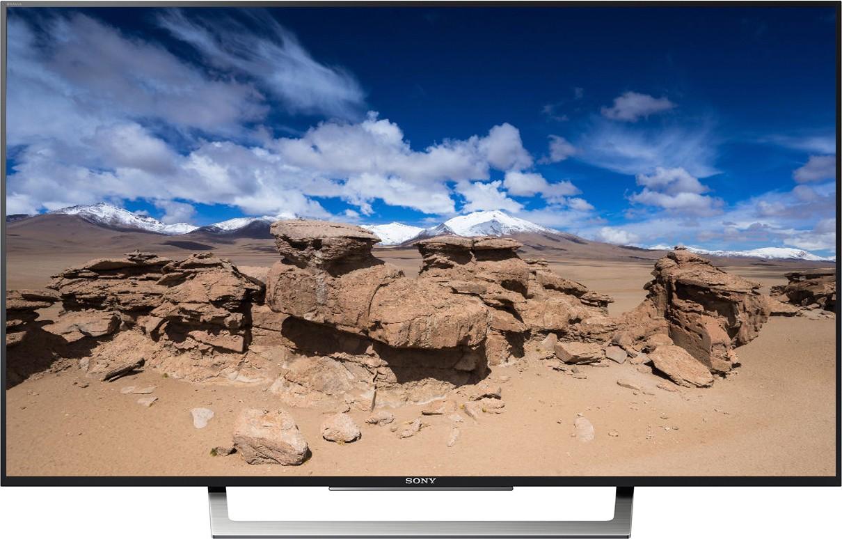 View Sony 123.2cm (49) Ultra HD (4K) Smart LED TV(KD-49X8300D, 4 x HDMI, 3 x USB) Price Online(Sony)
