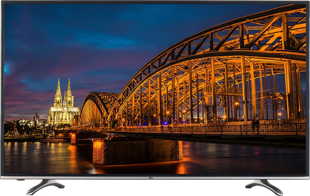 BPL BPL108K300S4H 43 Inches Ultra HD LED TV