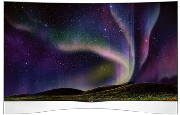 LG 55EA9700 55 Inches Full HD LED TV