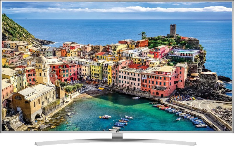 LG 123cm (49) Ultra HD (4K) 3D, Smart LED TV 49UH770T