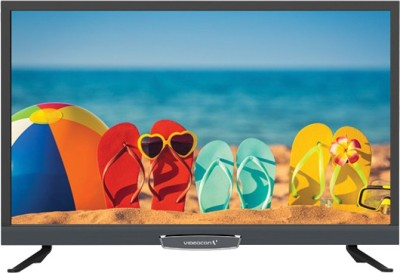Videocon 81cm (32) HD Ready LED TV(VMA32HH02CAW, 1 x HDMI, 1 x USB) at flipkart