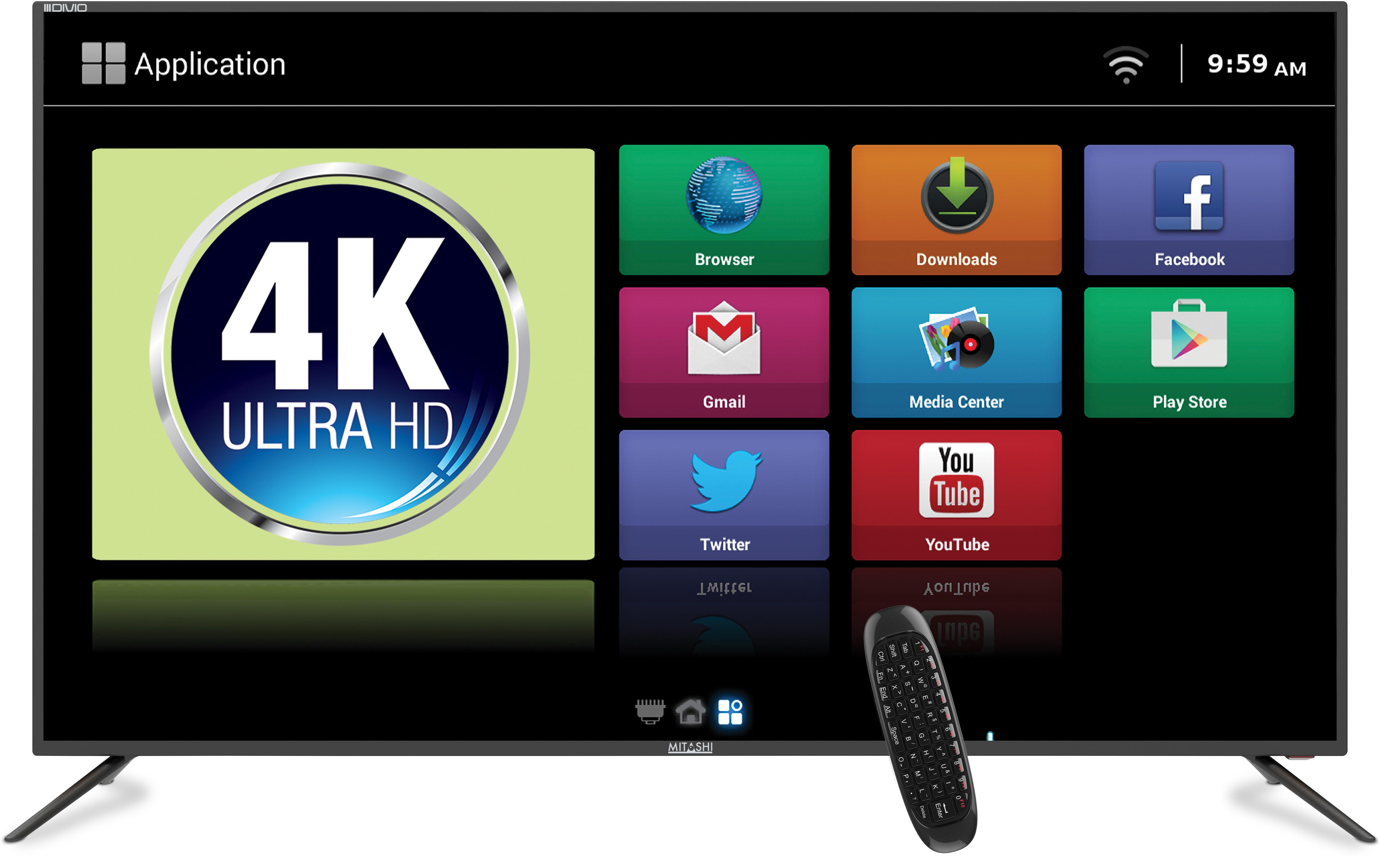 MITASHI MIDE065V22 65 Inches Full HD LED TV
