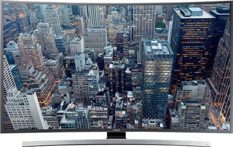 SAMSUNG 121cm (48) Ultra HD (4K) Smart, Curved LED TV 48JU6670