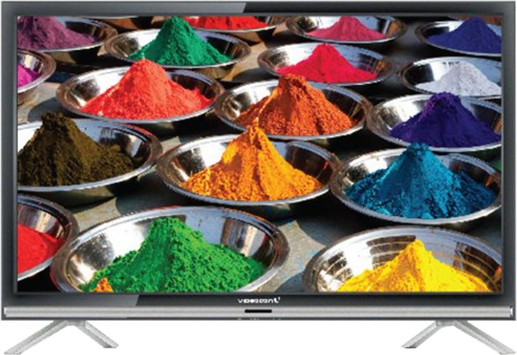 View Videocon 81cm (32) HD Ready LED TV Price Online(Videocon)