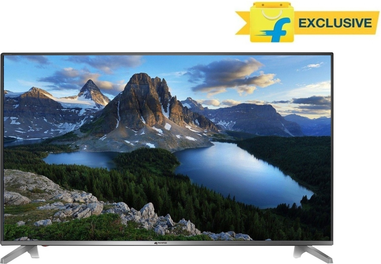 MICROMAX 50 CANVAS S 49 Inches Full HD LED TV
