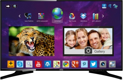 Onida 80cm (31.5) HD Ready Smart LED TV(LEO32HIN, 3 x HDMI, 3 x USB)