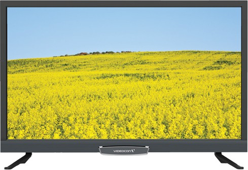 Videocon 81cm (32) HD Ready LED TV(VMA32HH02CAH, 1 x HDMI, 1 x USB)