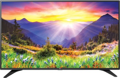 LG 123cm (49) Full HD Smart LED TV(49LH600T, 3 x HDMI, 2 x USB) at flipkart