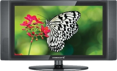 Videocon 40.64cm (16) HD Ready LED TV(VJY16HH06M, 1 x HDMI, 1 x USB)