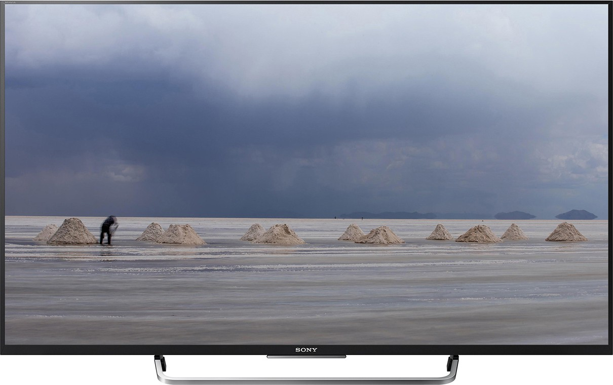 View Sony Bravia 125.7cm (50) Full HD Smart LED TV(KDL-50W800D, 4 x HDMI, 2 x USB)  Price Online