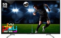 Vu 140cm (55) Full HD LED TV(LED-55K160GAU, 2 x HDMI, 1 x USB)