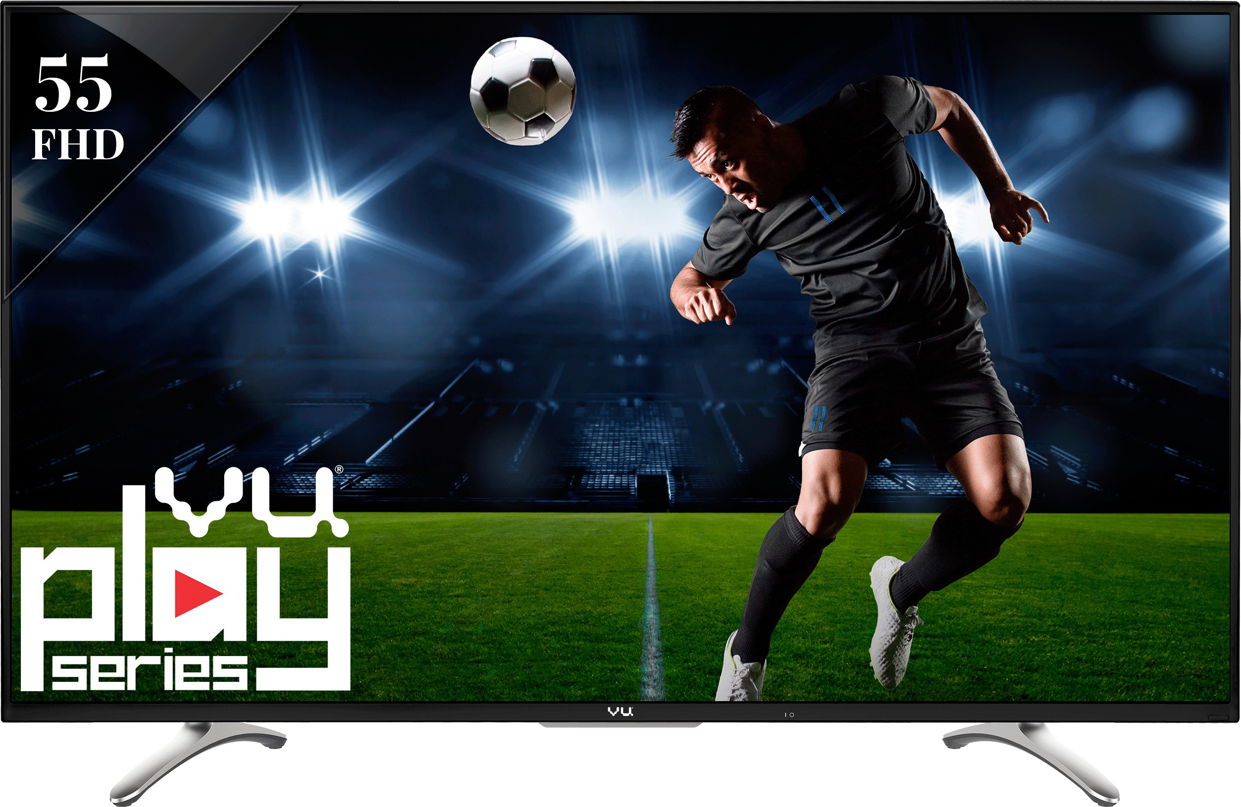 View Vu 140cm (55) Full HD LED TV Price Online(Vu)