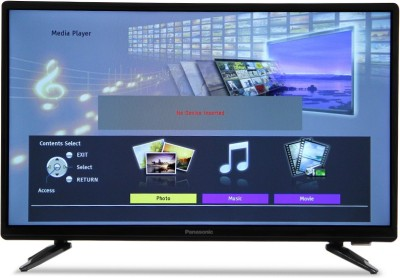 Panasonic 55cm (22) Full HD LED TV(TH-22D400DX, 1 x HDMI, 1 x USB) at flipkart