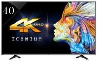 Vu 102cm (40) Ultra HD (4K) Smart LED TV(LED 40k16, 4 x HDMI, 3 x USB)