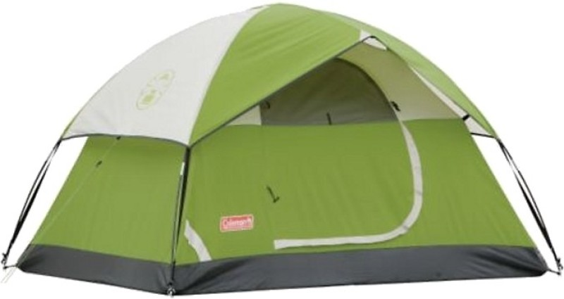 Coleman Sundome 2 Tent - For 2 Persons(Green)