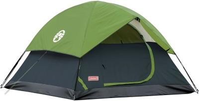 Coleman Sundome 7 feet X 7 feet - Wt. 3.8 Kg Center Height- 4ft.4 Inch Tent - For 3