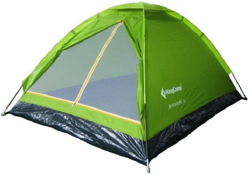 Kingcamp Monodome 2 Tent - For 2 person(Green)