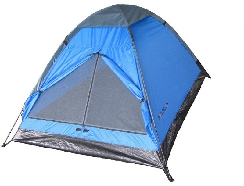 Red Pillar ARANYA 2 SL Tent - For 2 Persons(Blue, Grey)