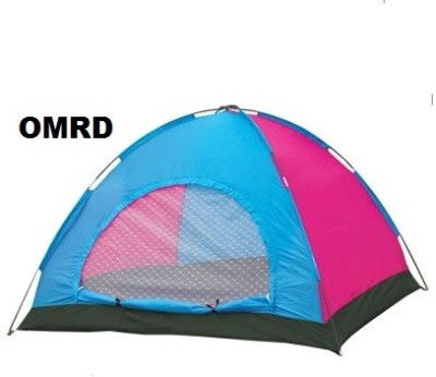 OMRD Eo Home Outdoor Tent - For 4 Person(Multicolor)