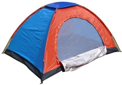 Portable Tent Adventure Foldable Instant Camping Family Camp Home Tent - For 2 Persons