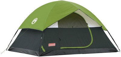 Coleman Camping Sundome 9 feet. X 7 feet. Centre Height: 4.11 feet Tent - For 4 Persons