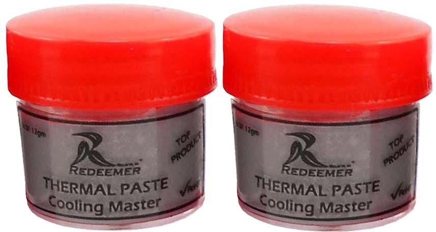 Redeemer High Performance Cooling Master Liquid Metal Based Thermal Paste(12 g 2.5 W/mK)