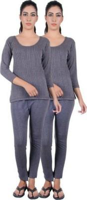 Chillmun Premium Women's Top - Pyjama Set